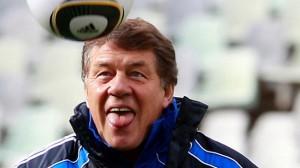 Otto Rehhagel, nuevo entrenador del Hertha