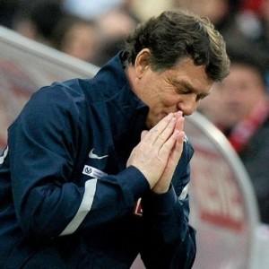 Segunda derrota de Rehhagel con el Hertha