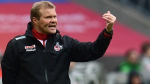 Frank Schäfer, entrenador interino del FC Köln