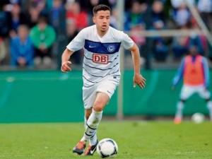 Atakan Yigitoglu, ¿próxima joya en dejar el Hertha?