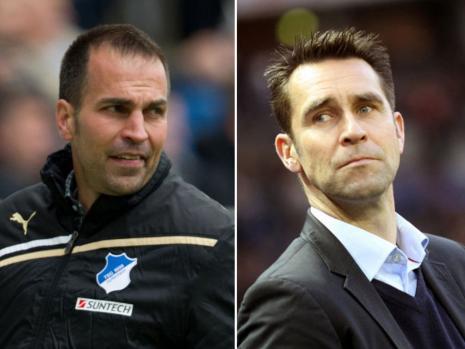 Babbel puede hundir al Hertha...y a Michael Preetz