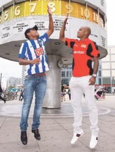 Ronny y Silvio: Brasileños en el derby berlinés