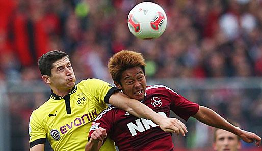 Robert Lewandowski no renueva con BVB de momento