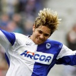 Alex Alves autor del mejor gol Bundesliga 2000