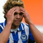 Alex Alves en el Hertha