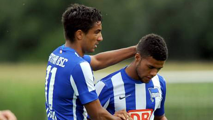 Kachunga deja el Hertha y se va al Paderborn