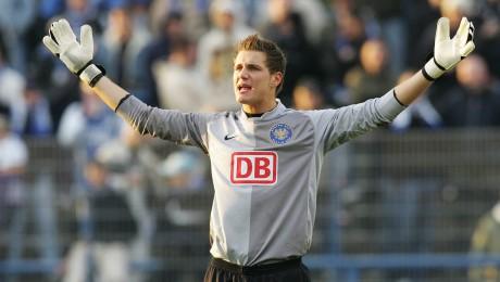 Nico Pellatz, ex portero del Hertha