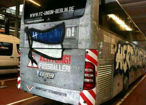 Hertha-Union. El derby de Berlin