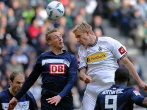Mike Hanke no irá al Hertha