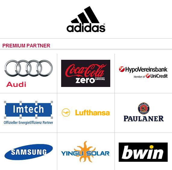 Bayern Sponsor