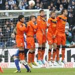 Golazo de Ronny vs Bochum