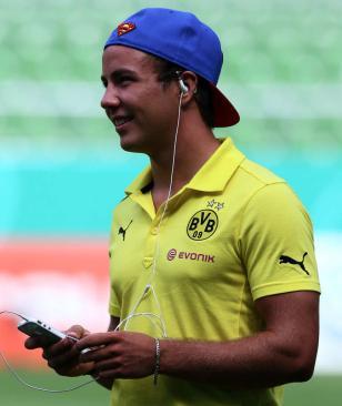 Götze contrato Bayern