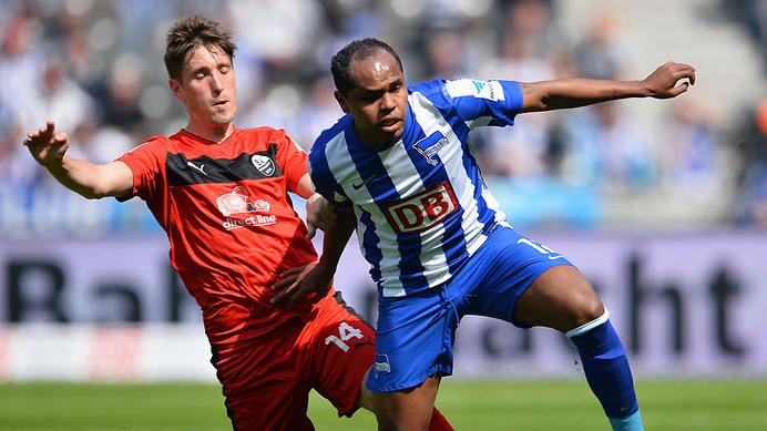 Hertha vuelve a la Bundesliga
