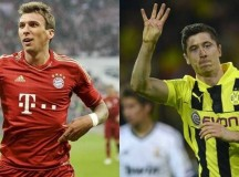 Especial Champions League: Mandzukic vs. Lewandowski