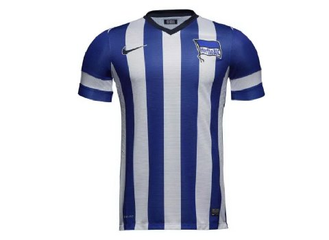 Nueva camiseta local Hertha Berlin 2013
