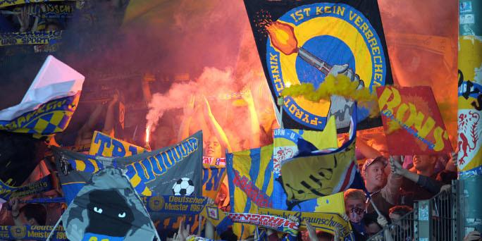 Los ascensos y descensos del fútbol alemán