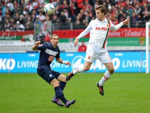 Langkamp nuevo fichaje Hertha