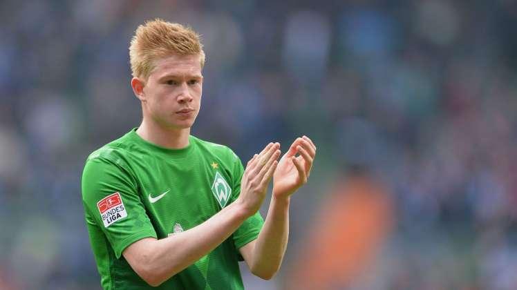 De Bruyne- de Chelsea- está entre Leverkusen y Dortmund.