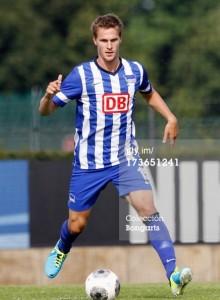 Sebastian Langkamp Hertha