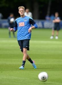 Johannes van den Bergh Hertha