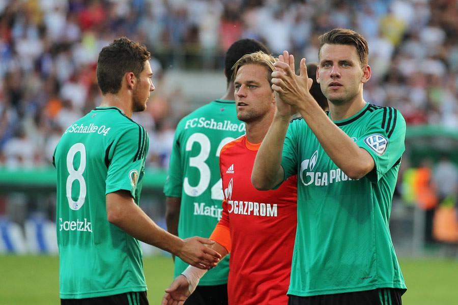 Primera Ronda DFB-Pokal | schalke04.de