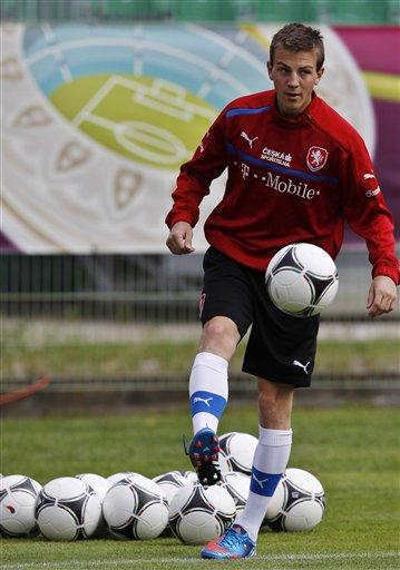 Darida disputó 61 partidos por liga doméstica y marcó 12 goles. Foto: AP