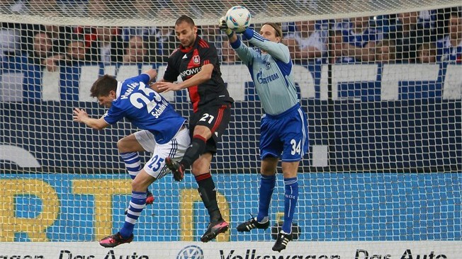 Timo Hildebrand. Foto: Schalke 04