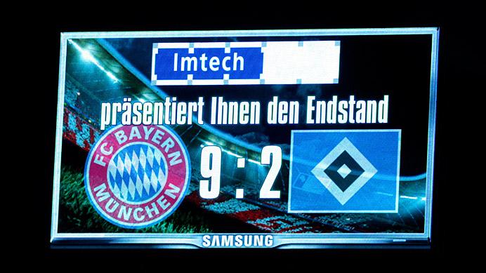 El momento más oscuro del HSV en años. Foto: Bundesliga.de