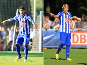 Hertha: Cigerci y Skjelbred