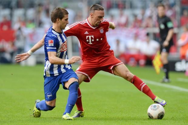 Bayern vs Hertha