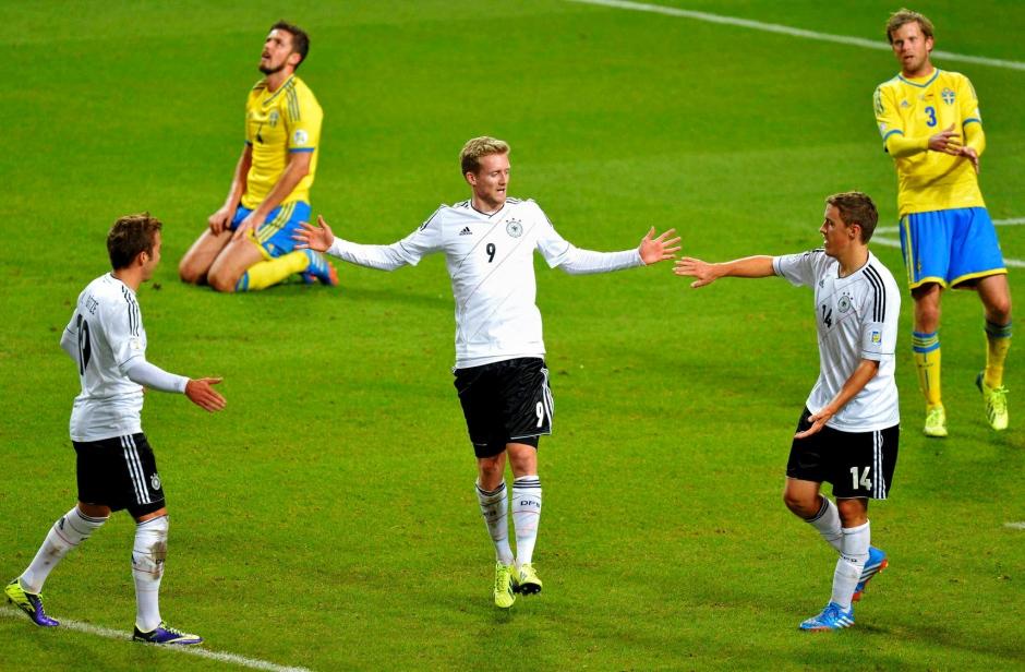 Schürrle protagonizó una remontada de 5 goles. Foto: FAZ