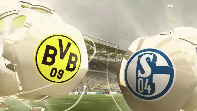 Derbi Borussia Dortmund vs Schalke 04