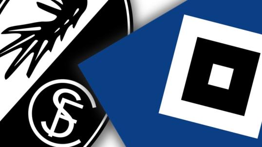 El último enfrentamiento entre el SC y el HSV fue triunfo para los de Breisgau por 0-1. Fuente: hsv-sc.de