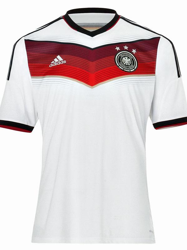 Nueva camiseta Alemania 2014