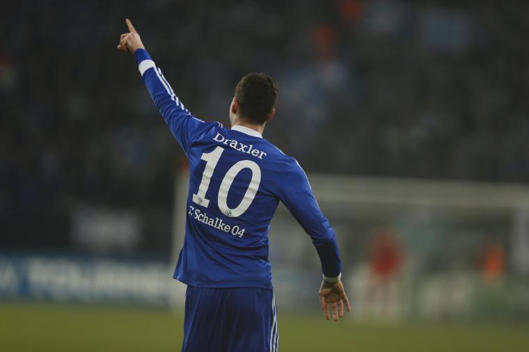 Schalke 04 – Basel: Draxler guía al Schalke a octavos