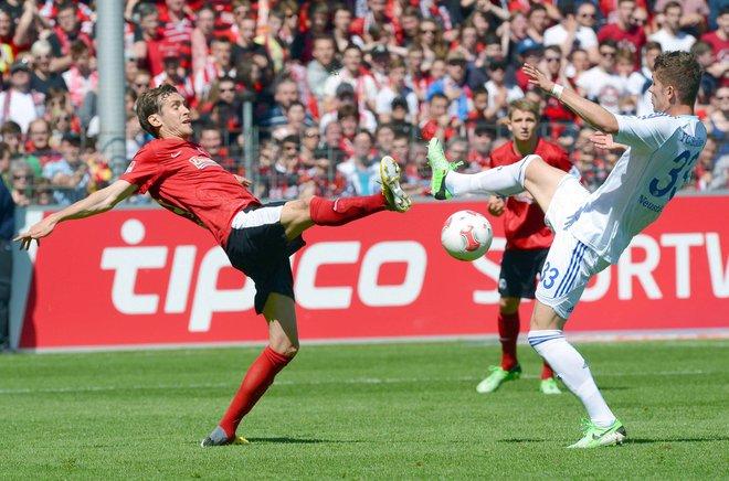 Imagen del último partido entre ambos equipos. foto:miamiherald.com