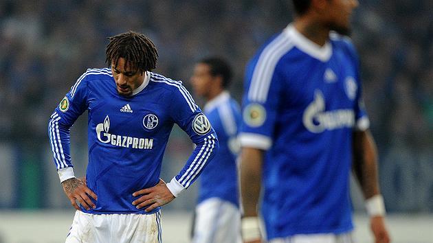 La prematura eliminación de la DFB-Pokal cayó como un jarro de agua fría en la entidad minera. Foto: Getty Images.