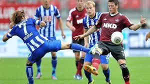 Hertha vs Nürnberg