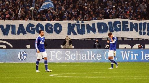 Schalke vs Viagogo