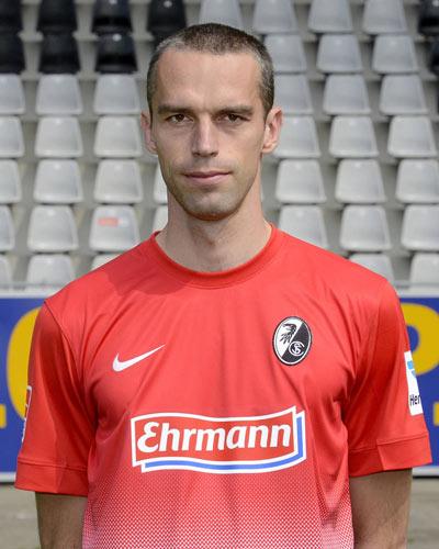 Krmas forma parte del primer equipo desde 2007. foto: weltfussball.de