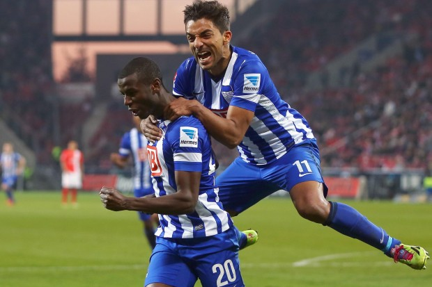 Mainz vs Hertha gol de Ramos