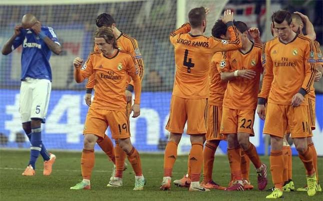 El Schalke buscará borrar la desastrosa imagen mostrada en la ida, en la que caerían por 1-6 ante el poderío merengue. Foto: Getty Images.