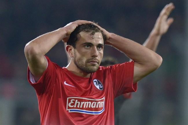 Preocupación. Al Freiburg le cuesta horrores llegar al gol. foto: sport.hu