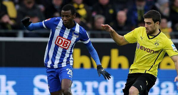 Adrián Ramos Borussia Dortmund