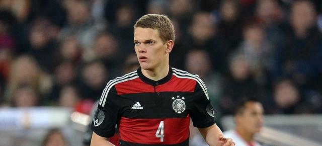Rumores ya ubican al internacional alemán en el Dortmund. foto: sbfv.de