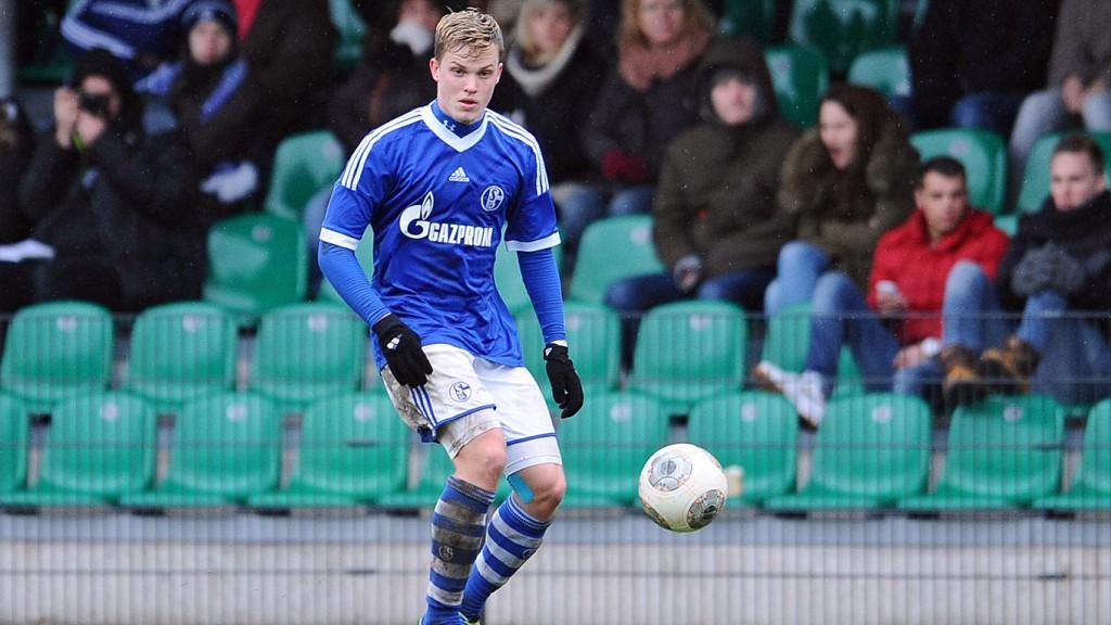 El Karlsruher ficha a Philipp Max, perla del Schalke 04