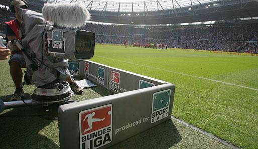 Un año más, el reparto televisivo en Alemania vuelve a estar a la cabeza del fútbol europeo. Foto: Alliance Pictures.