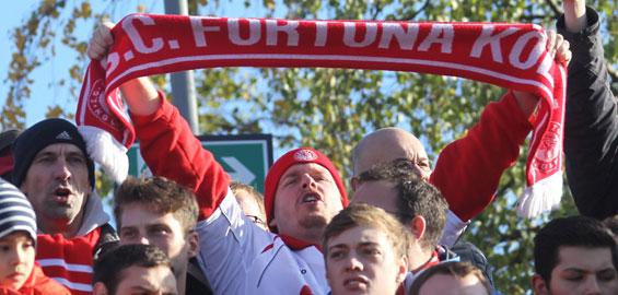 Fortuna Köln es uno de los 5 campeones de las Regionales. Foto vía koeln.de