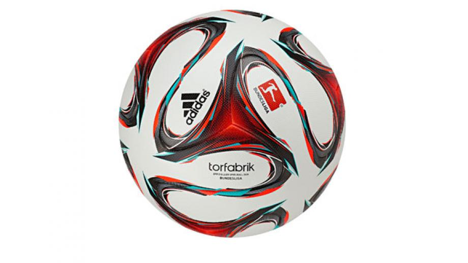 Adidas Torfabrik Bundesliga 2014/15. Foto: Bundesliga.de