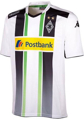 Nueva camiseta Borussia Mönchengladbach  2014/2015 local